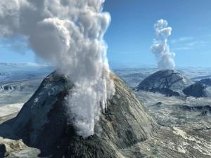 Вулкан в Исландия изригна за втори път тази седмица