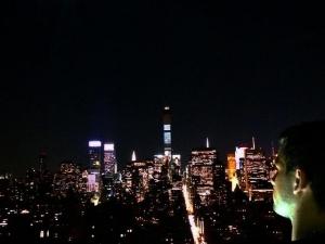 Гришо търси вдъхновение от нощен Ню Йорк