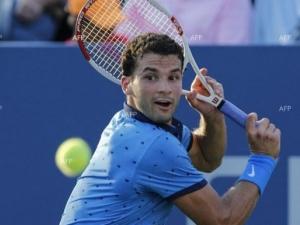 Григор Димитров отстъпи до №9 в световната ранглиста при тенисистите