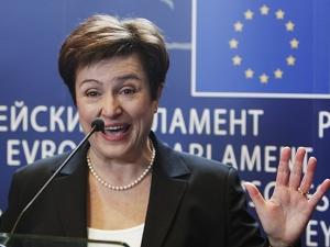 Кристалина Георгиева ще отговаря за данъчната политика в ЕС