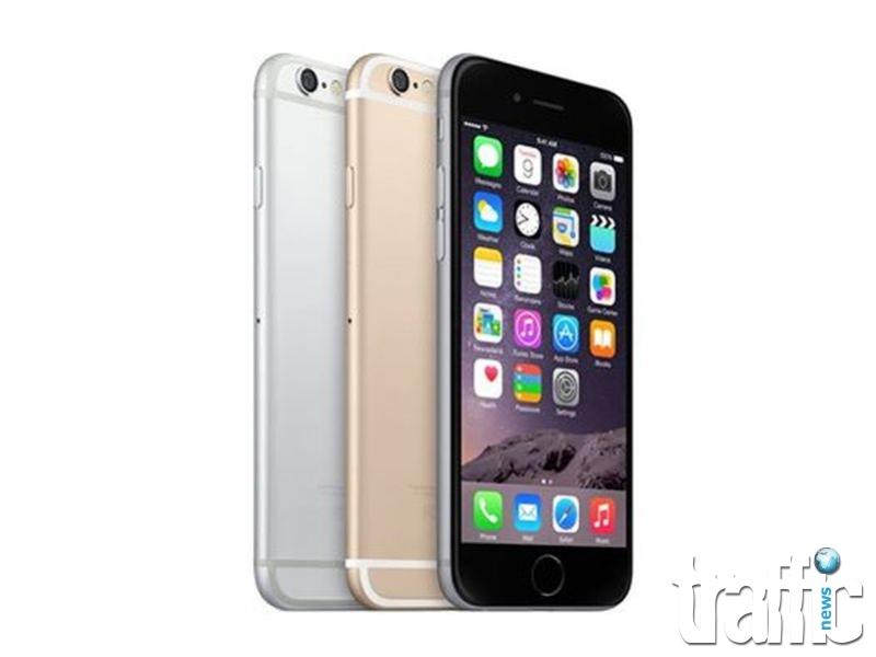 Рекорден брой поръчки за новия iPhone 6 Plus