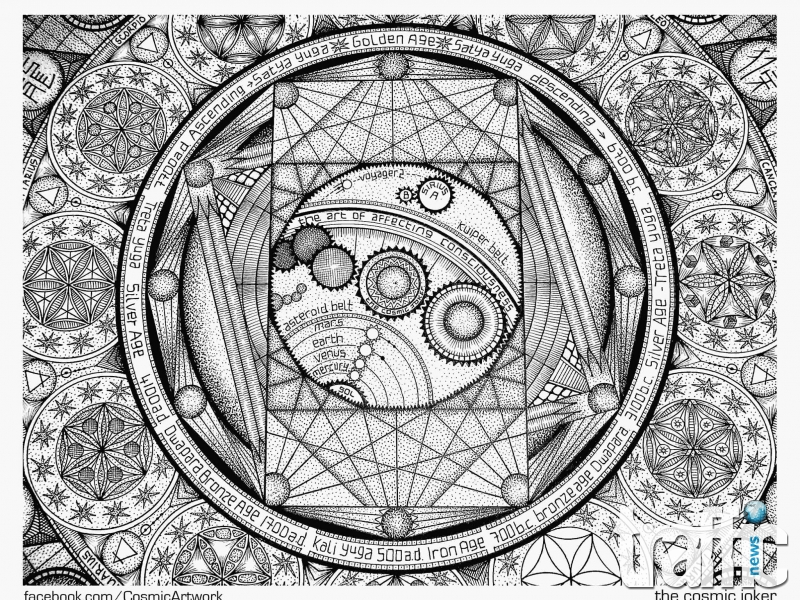 Арт и Сакрална геометрия