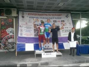 """Колоездач на """"Цар Симеон 1898"""" спечели силен класик тур в Сърбия"""