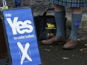 Екзит пол: Шотландия остава в Обединеното кралство!