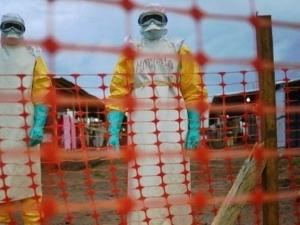 В епицентъра на Еболата