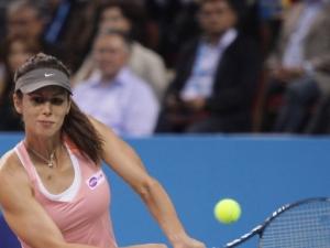 Цветана Пиронкова приключи участието си на турнира в Ухан