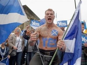 Шотландците отхвърлиха независимостта!