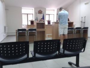 Само в TrafficNews.bg: Приятел на ултрасите на Локо на косъм от ареста след делото