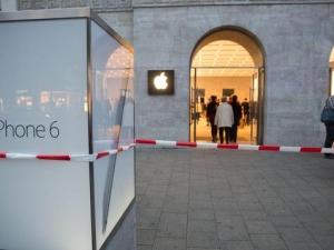 За втори път магазин на Apple бе ограбен