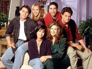 """20 години от първото излъчване на """"Приятели """""""