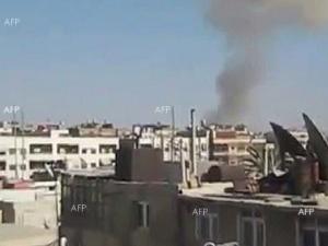 """САЩ нанесе 22 въздушни удара по """"Ислямска държава\"""