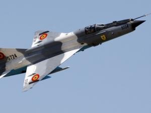 Израел свали сирийски самолет над Голанските възвишения