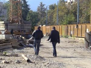 ЕКСКЛУЗИВНО интервю с Ангел Палийски за подновяването на строежа на стадион Христо Ботев