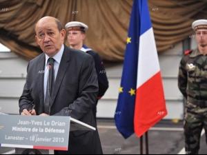 """Франция ще продължи въздушните удари по цели на """"Ислямска държава"""" в Ирак"""