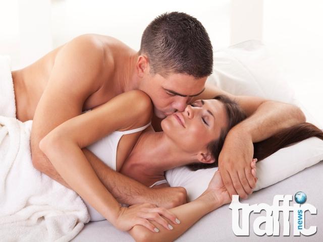 Пет удобни пози за секс сутрин