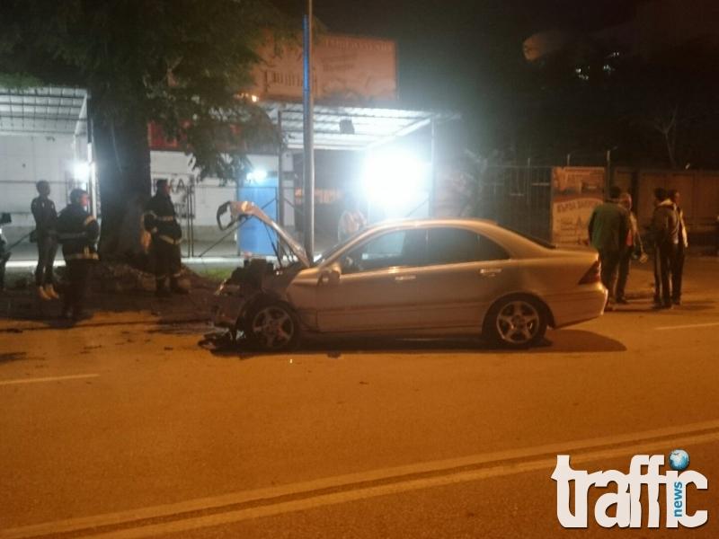 Първо в TrafficNews: Касапница на бул.\