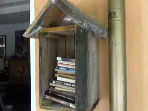 Пловдив си има своя къщичка за книги ВИДЕО