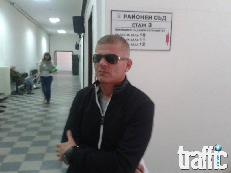 Евгений пред TrafficNews.bg на излизане от съда: ДПС са намесени