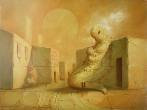 Фантастичният свят на Стефан Балтов