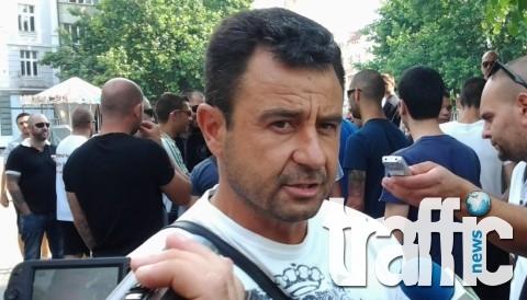 Петър Пашев: Имаме сили да се противопоставим на Левски
