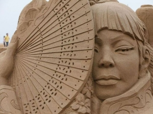 Най-добрите пясъчни скулптури