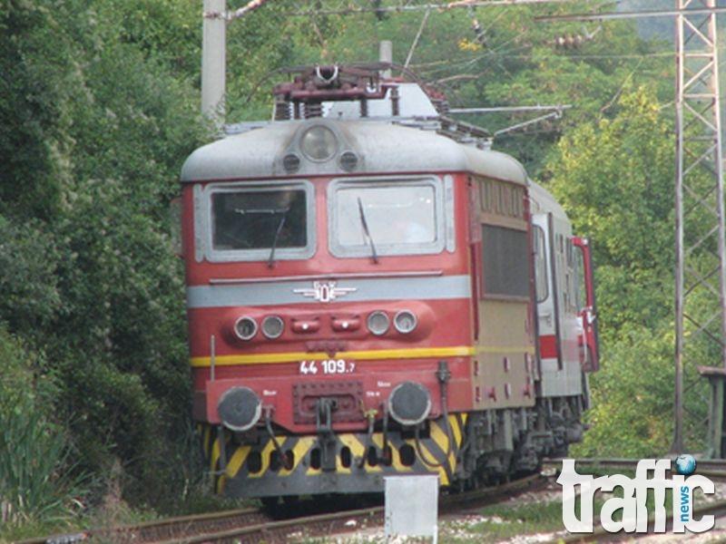 Влак блъсна момиче в Русе