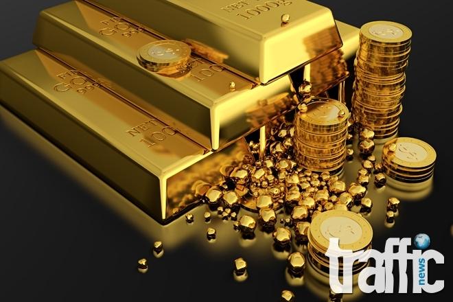 Цената на златото падна рекордно!