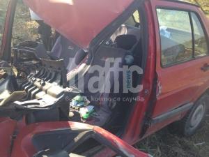 Несъобразена скорост е довела до катастрофата край Брестник ВИДЕО