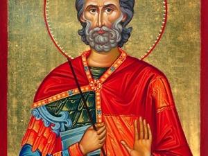 Днес почитаме Св.Мина - покровител на семейството