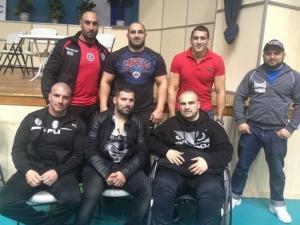 MMA боецът Светослав Захариев: Убеден съм че ще проходя, ще се възстановя и ще се върна към спорта.