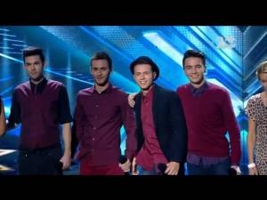 Бой бандата 4U се раздели с X Factor