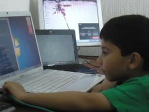 Най-младият компютърен специалист в света
