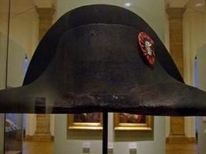 Наполеонова шапка продадена на търг за близо два милиона евро