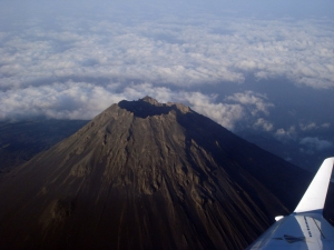 Вулкан изригна, не е ясно има ли пострадали