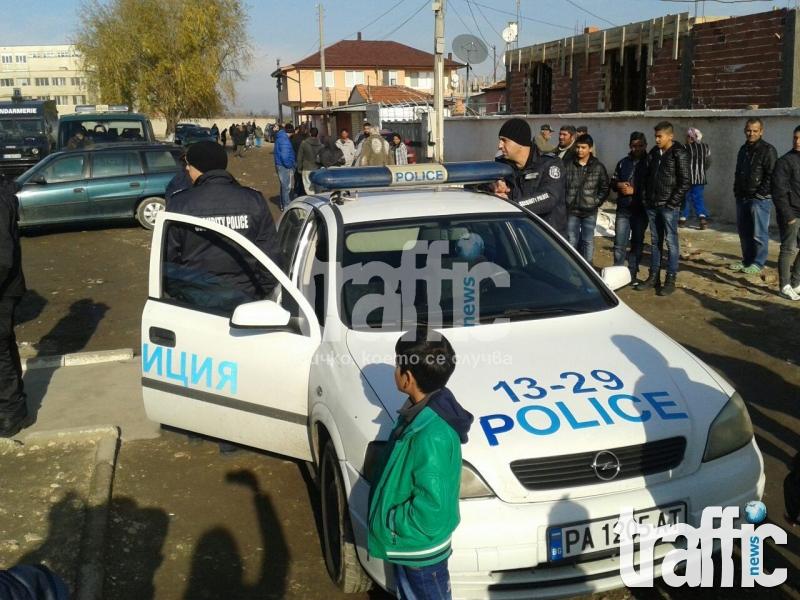 Арести и в Асеновград! ВИДЕО