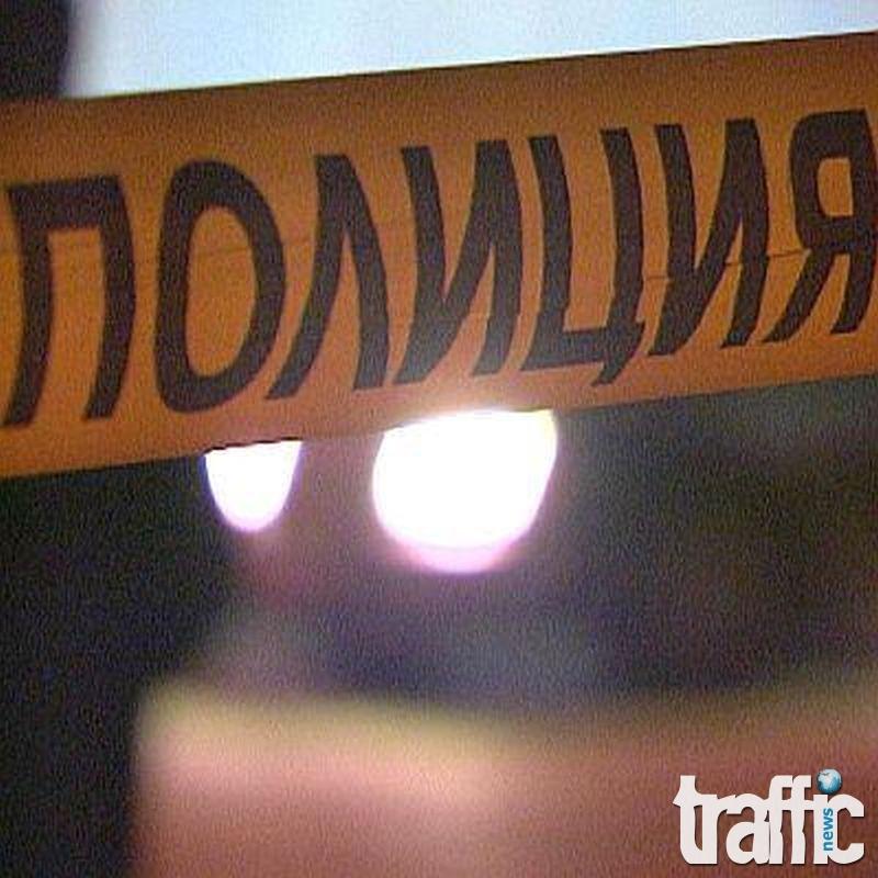 "Порше прегази пешеходец на магистрала ""Тракия"""