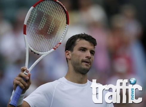 Мач на Григор Димитров влезе в топ 5 на най-добрите за 2014 година (видео)