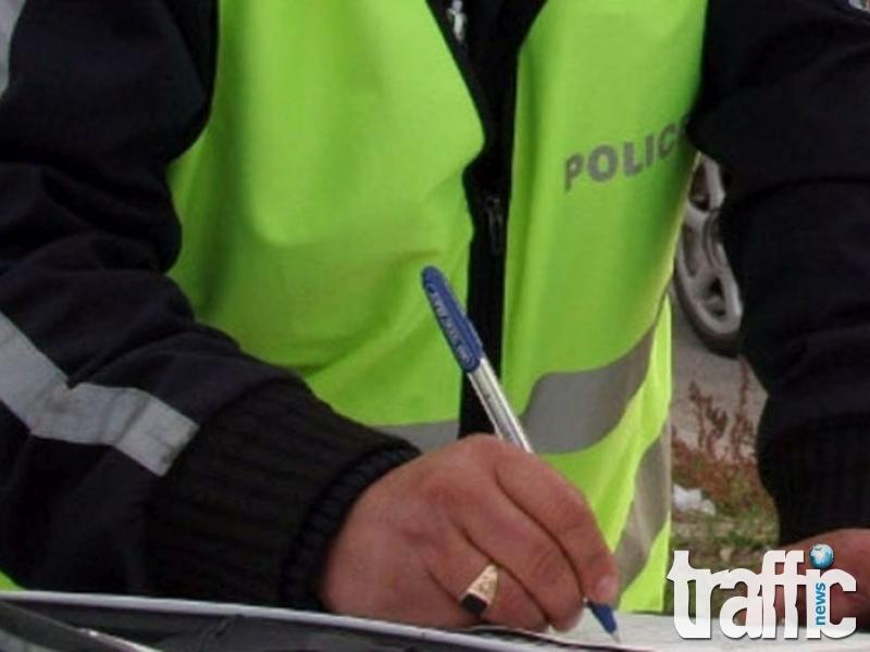 103 акта за седмица в Пловдив