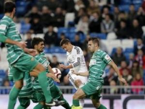 Резервите на Реал разбиха втородивизионни каталунци