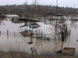 Без ток до Коледа! Голям потоп край Стара Загора! ВИДЕО