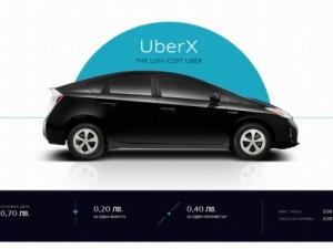Uber вече и в София