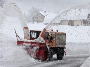 Силните снеговалежи взеха жертви в Япония