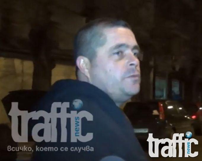 Пияният шофьор пред TrafficNews: Пих само една бира! ВИДЕО