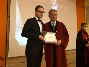 Най-добрите студенти за 2014 са от Пловдив ВИДЕО