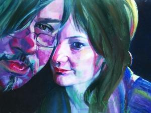 Изложба на Кольо Карамфилов се откри в Пловдив СНИМКИ