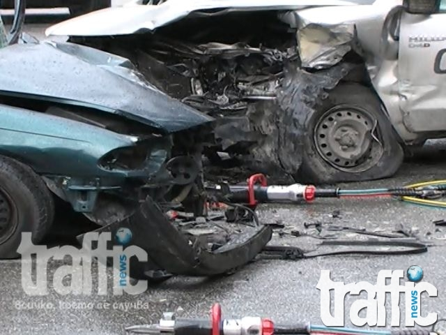Заради миг невнимание: Двама ранени в Наречен!
