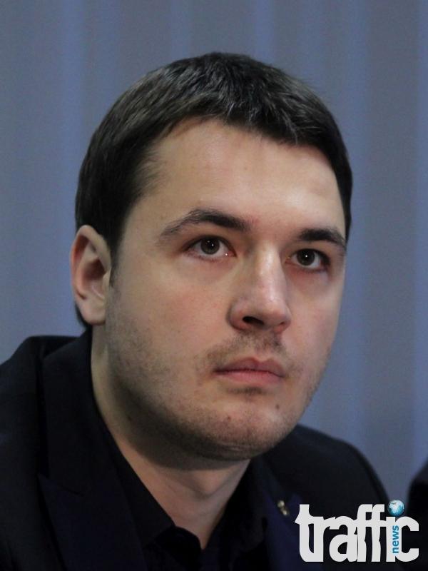 Мартин  Данона пред TrafficNews: Структурите остават с Бареков, ние сме единствената опозиция