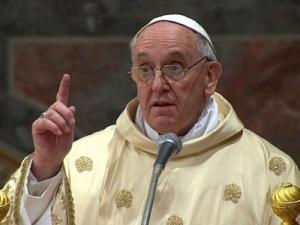 Папата обвини кардиналите в седемте смъртни гряха