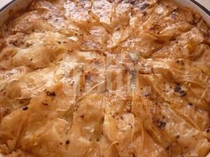 Рецепта за пловдивска баклава СНИМКИ