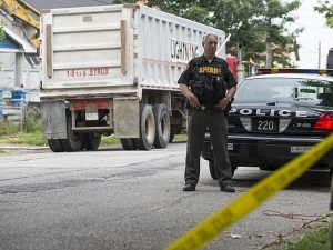 Полицай застреля чернокож в САЩ